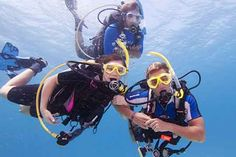 Become Advanced Open Water Diver