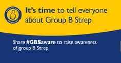 Will you help us reach 200000 people with our Thunderclap for the start of Group B Strep Awareness Month on 1st July?  Sign up now for an easy way for you to raise that vital awareness!  If you don't tell people who will?  http://ift.tt/2sZPL5O  #groupBStrep #GBSaware #StrepB #bStrep #groupStrepB #groupBStreptest #groupBStrepsupport #gbss #pregnancy #pregnant #baby #babies #prevention #InformedChoice #WhyGuess #awareness