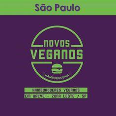 São Paulo: Inauguração Hamburgueria Novos Veganos ➡ 26 agosto Sexta 18:00 - 23:00 ➡   Novos Veganos  Rua Icobé, n°3  www.facebook.com/hamburguerianovosveganos #eventovegano #veganismo  #vegan #vegetarianismo #govegan #aplv  #semleite #zeroleite #lactose #semlactose #zerolactose #zonaleste #zl #penha #vilafeliz #vilasalete #vilaruibarbosa #vilasaogeraldo #vilabuenosaires #vilagranada #vilapaulistana