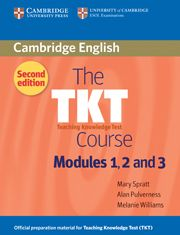 The TKT Course Modules 1, 2 and 3 Cover Image