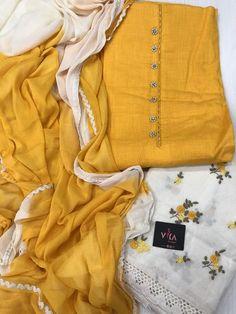 New arrivals in Salwars – VIKA Boutique Silk Kurti Designs, Silk Saree Blouse Designs, Kurta Designs Women, Kurti Designs Party Wear, Indian Fashion Trends, Indian Fashion Dresses, New Designer Dresses, Indian Designer Outfits, Churidar