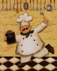 chef para pintar