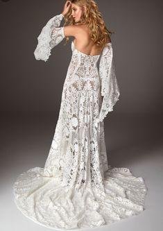 Rue De Seine Beau Gown, $2,750 Size: 8 | New (Un-Altered) Wedding Dresses