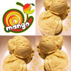 Gelato, Mango, Ice Cream, Homemade, Desserts, Food, Manga, No Churn Ice Cream, Tailgate Desserts