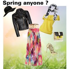 """""""Spring"""" by newette on Polyvore"""