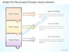 1113 business ppt diagram linear flow six phases diagram, Modern powerpoint