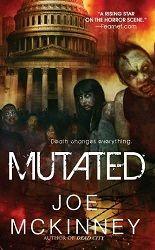 Mutated - 4º Livro da Série Cidade dos Mortos de Joe McKinney