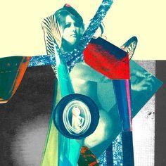 Elen Never Sleeps Silver EP Cover Art