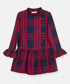 Dresses Girl  Kids (2-6 years) | LANIDOR.COM - Shop Online Frock Design, Baby Dress Design, Kids Frocks, Frocks For Girls, Dresses Kids Girl, Baby Outfits, Kids Outfits, Fashion Kids, Baby Frocks Designs