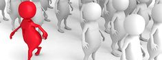 Stand Out From the Crowd: 3 Simple Steps to Get You Noticed Online