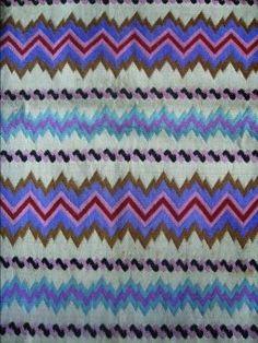 traditional tribal textile