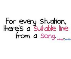 i was having this problem last night. Not everyone appreciates hearing the suitable song.