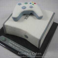 xbox cake/ xbox tart
