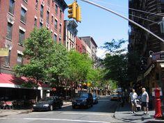 Bleeker Street, NYC