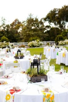 Love the centerpieces!!   Rehearsal Dinner Decor Ideas, Wedding Inspiration Boards Photos by Figlewicz Photography