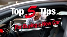 Buying a new car can be a daunting experience with everything from finance, safety and running costs to consider.  So here are five top tips with the information you need to make buying a new car easier!  For information on how RACQ can assist with your car finance head to http://www.racq.com.au/finance/car_loans  For car insurance matters visit http://www.racq.com.au/insurance/car_insurance