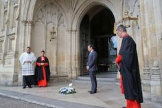 Westminster: Wreath-laying for Blessed Oscar Romero - Independent Catholic News