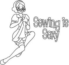 Embroidery Designs at Urban Threads - Sewing Is Sexy