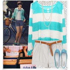 polyvore.com.    I need an outfit for golf team!
