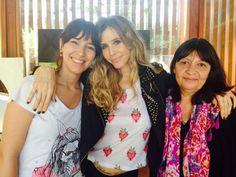 La primera producción de Guillerimina Valdes embarazada de tres meses http://www.ratingcero.com/c106473