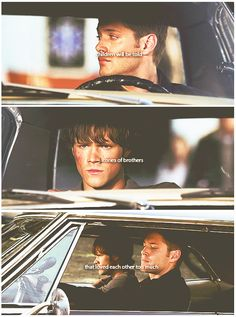 Children will be told stories of brothers that loved each other too much. #Supernatural