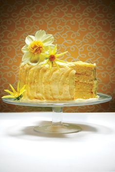 The South's Most Storied Cakes: The Lemon Cheese Layer Cake