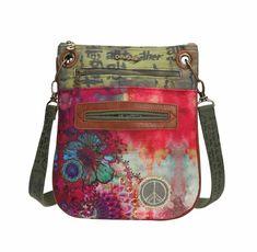 61X50D8_4003 Desigual Bag Bandolera Woodstock, Canada