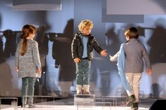 @ilgufospa fashion show during Pitti Bimbo 78. #ilgufo #fallwinter2014 #pittibimbo #FW14 #children #kids #childrenwear #kidswear #girls #boys