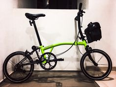 Folding Bicycle, Unicycle, Brompton, Black Edition, Cool Bicycles, Mini Bike, Bicycling, Culture, Style