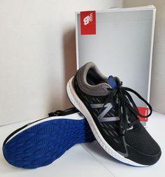 big sale 86887 1425d New Balance 420v3 Men s Size 12 4E XWide Running Shoes M420CG3 Black Blue  NIB