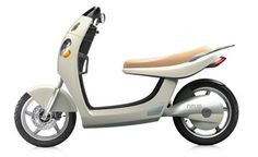 Neue Electric Scooter By KLD Energy Technologies | Green Design Blog