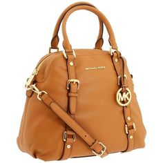 Michael Michael Kors Bedford Large Bowling Satchel. For some Reason I like this bag! Even thou my fav bag to carry  DB