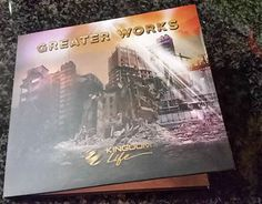 "Check out new work on my @Behance portfolio: ""Greater Works CD cover""…"