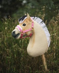 Eponi hobbyhorses are realistic, premium-quality artisan handcrafts made in Finland. Each hobbyhorse is a one of a kind piece never to be replicated, lovingly created for collectors and hobbyists. Our Generation Doll Accessories, Our Generation Dolls, Hobby Horse, Horse Tack, Fjord Horse, Clay Cats, Stick Horses, Palomino, Horse Photography