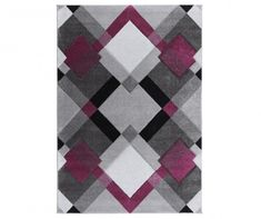Bring your living room bang up to date with this striking geometric design rug, enhanced by its hand carved pattern. The soft yet durable polypropylene materia. Nimbus Gray, Bose, Pattern Fashion, Hand Carved, Gray Color, Carving, Colours, Quilts, Blanket