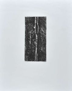 Henry Moore, Lithograph, Split Stone.size 12x6.