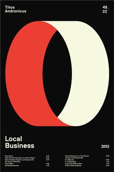 This static design still manages to imply movement with its Mobius strip. Graphisches Design, Swiss Design, Cover Design, Layout Design, Print Design, Logo Design, Happy Design, Logo Typo, Typography Poster