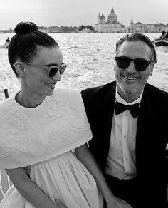 Joaquin Phoenix and Rooney Mara on their way to the Joker premiere an the Venice Film Festival. Rooney Mara, Gary Oldman, Hugh Dancy, Joaquin Phoenix, Diane Kruger, Michael Fassbender, Ranbir Kapoor, Hrithik Roshan, Shahrukh Khan