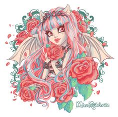 Zerochan has 4 Rochelle Goyle anime images, fanart, and many more in its gallery. Rochelle Goyle is a character from Monster High. Monster High Art, Love Monster, Monster High Dolls, Cartoon Monsters, Cartoon Art, Rochelle Goyle, Personajes Monster High, Catty Noir, Dibujos Cute