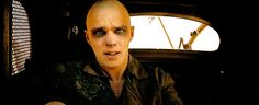 Mad Max Fury Road - Nux Not gonna lie he's really cute! Best Action Movies, Good Movies, I Understood That Reference, Mad Max Fury Road, Nicholas Hoult, Going Insane, Funny Comics, Movies And Tv Shows, Science Fiction