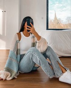 Fall Winter Outfits, Spring Outfits, Mode Dope, Neue Outfits, Mode Inspiration, Cute Casual Outfits, Everyday Outfits, Aesthetic Clothes, Ideias Fashion