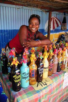 Bientôt l'heure de l'apéro ! On choisit quel punch ? (#Guadeloupe)