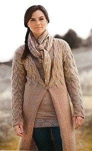 světle hnědý kabát montana