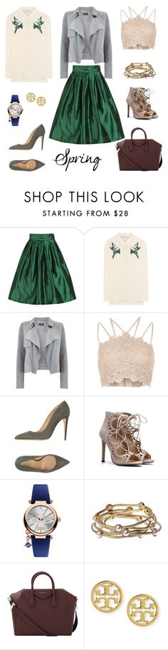 """""""Date after work"""" by milabogutskaya on Polyvore featuring мода, STELLA McCARTNEY, Mint Velvet, River Island, Armani Collezioni, Vivienne Westwood, Majique, Givenchy, Tory Burch и office"""