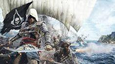 (pin 6) Ik vind het heel spannend want een piratenleven is vol van avontuur en gevechten op leven en dood. En buiten dat is Kenway ook nog verwikkeld in de eeuwige oorlog tussen de Assassijnen en de Tempeliers.