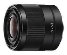 FE 28mm F2 Full-frame E-mount Prime Lens