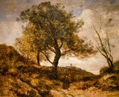 https://flic.kr/p/T3aZHY   Jean Baptiste Camille Corot - Souvenir of Normandy, 1870 at Princeton Art Museum Princeton NJ   Jean Baptiste Camille Corot - Souvenir of Normandy, 1870 at Princeton Art Museum Princeton NJ