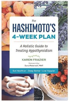 Hashimotos 4 week eating plan
