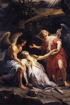 Le 22 juillet, nous célébrons sainte Marie-Magdeleine. - MonSeigneur et monDieu