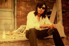 Sixto Rodriguez- American musician popular in South Africa.